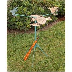 Kolotoč na střílení holubů