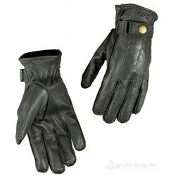 Kožené rukavice Skogen