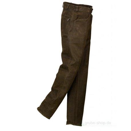 7cd9c2846c4c Dámske kožené nohavice Hubertus