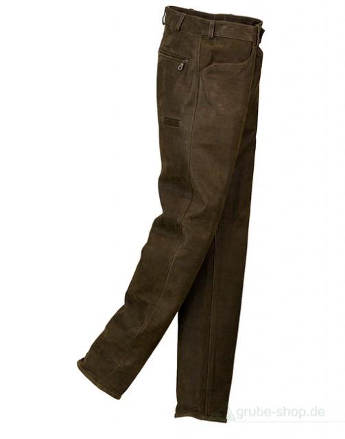 16937ceba699 Dámske kožené nohavice Hubertus