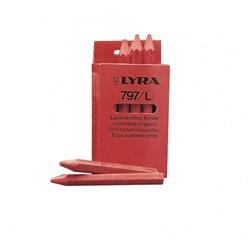 Lesnícka krieda LYRA PROFI 797