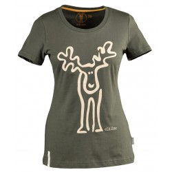 Dámské tričko Elkline Rudolfinu