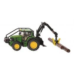 Siku John Deere Lesný traktor Model (1:32)