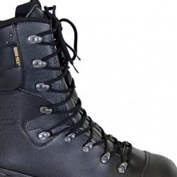 Šnúrky do topánok pre Haix protiporezové čižmy Protector Pro S2, 240 cm dlhé