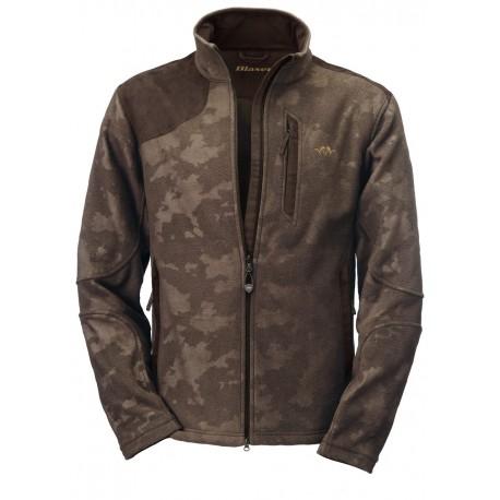 Poľovnícka bunda Blaser Camo-Art Fleece