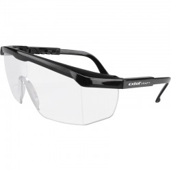 Okuliare ochranné číre nastaviteľné