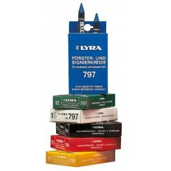 Lesnícka značkovacia signalizačná krieda 797 Lyra