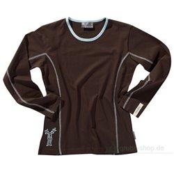 Tričko s dlhým rukávom Elkline JAGENAU