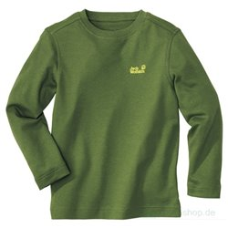 Detské tričko s dlhým rukávom PAW Jack Wolfskin
