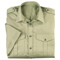 Lesnícka košeľa s krátkym rukávom SKOGEN